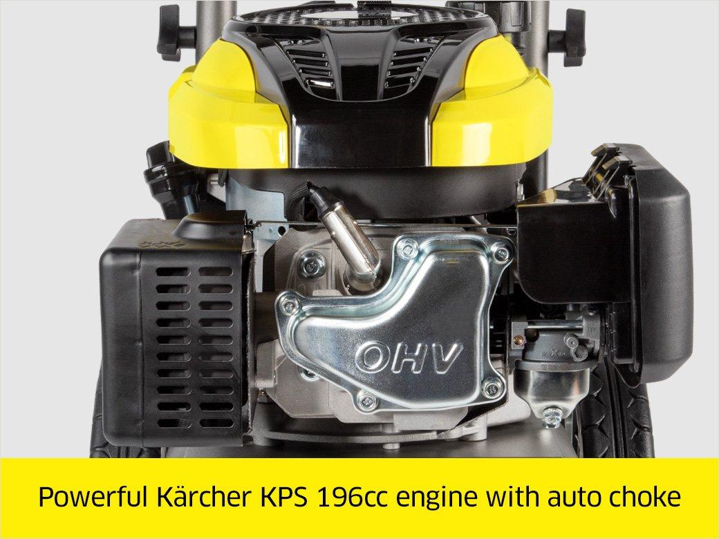Amazon.com: Karcher 1.107-383.0 G2700R - Limpiador a presión ...
