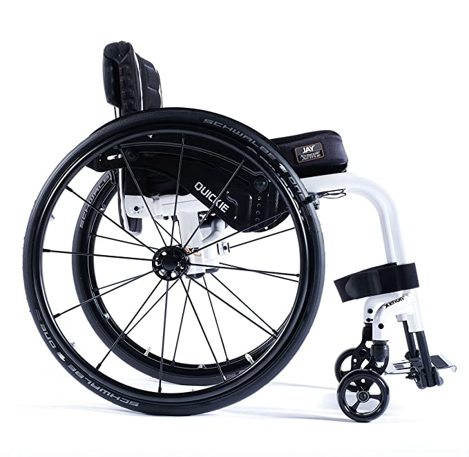 Sunrise Medical Quickie Xenon 2 FF - Silla de ruedas plegable: Amazon.es: Salud y cuidado personal