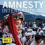 Amnesty International 2018 Wall Calendar