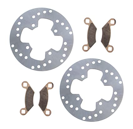 Brake Pads For Polaris Trail Boss 325 2000-2002 Brakes