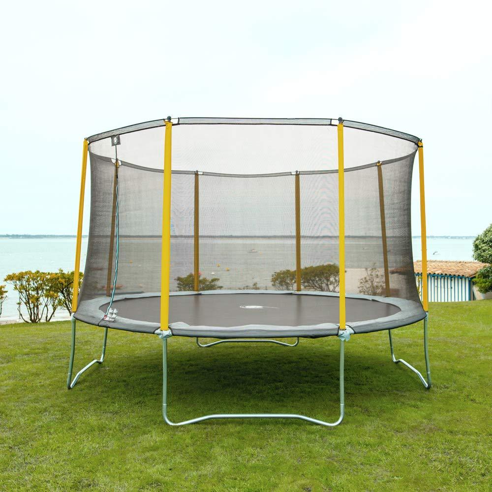 Trampolin rund Initio ideal für Anfänger Trampolin/Durchmesser: 180 cm, 300, 430 cm
