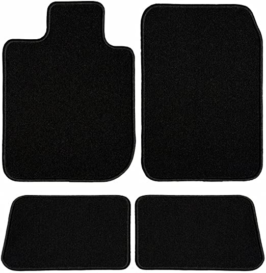 Nylon Fiber Beige GG Bailey D3804A-S1A-BGE Two Row Custom Fit Car Mat Set for Select Mercedes-Benz ML320 Models