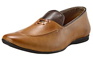 Adreno Formal Faux Leather Men's Wear Slip-On Shoes -Size Available