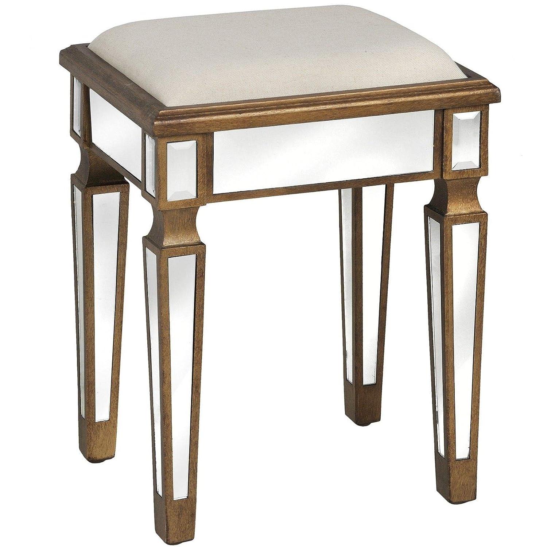 Generic Tabouret de Table /à Repasser Dor/é Vieilli Miroir