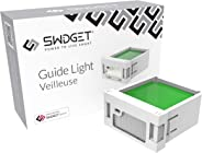 Swidget Guide Light Insert (Basic) - Works with the Swidget Outlet to provide basic night light functionality in your Outlet.
