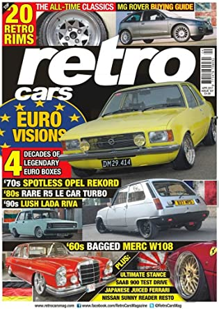 Retro Cars February 14, 2017 issue