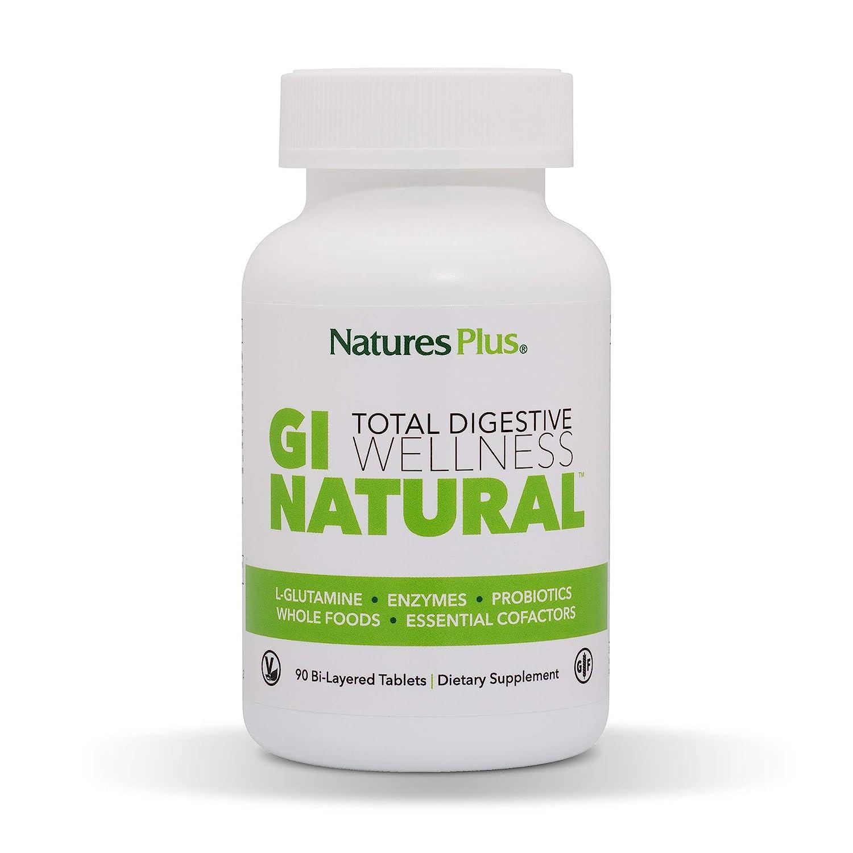 Amazon Natures Plus Gi Natural Total Digestive Wellness 90