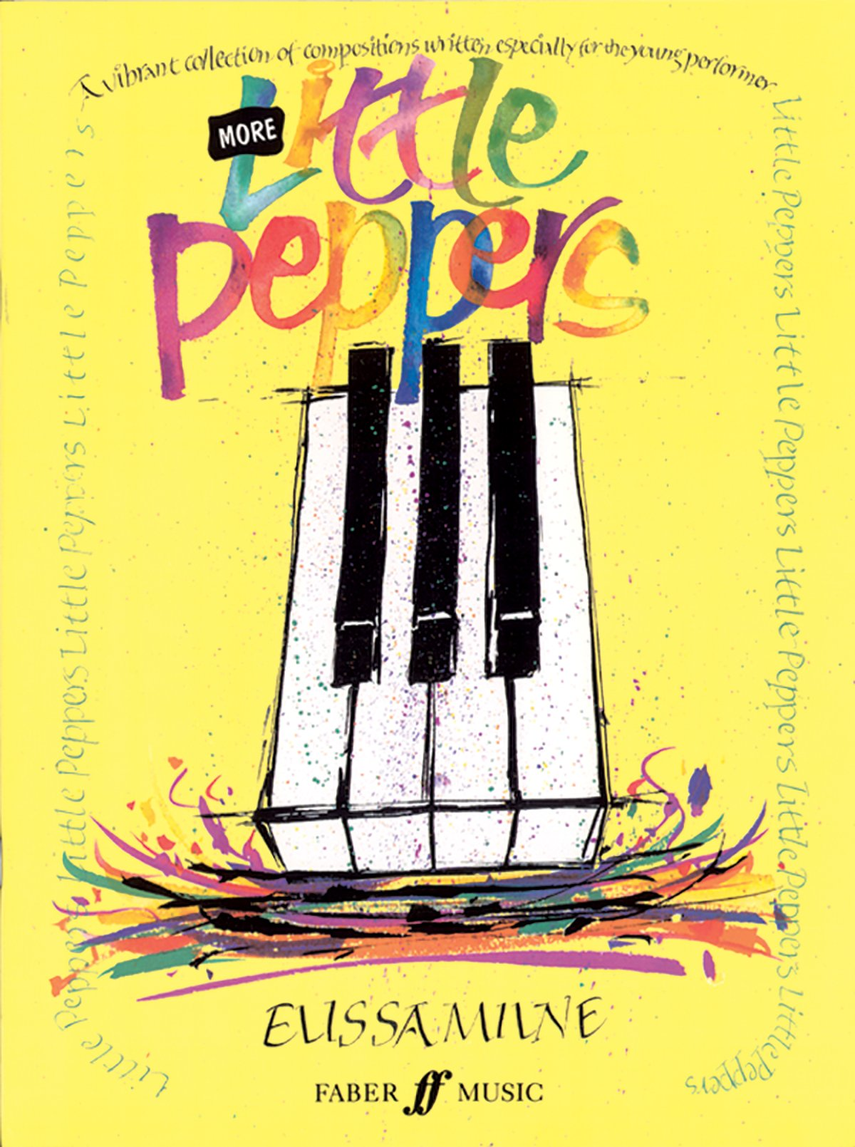 Download More Little Peppers: A Vibrant Collection of Compositions Written Especially for the Young Performer (Faber Edition: Little Peppers) ebook