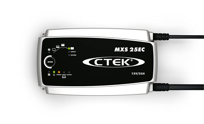 CTEK 40-065 Cargador Baterías, Negro, M: Amazon.es: Coche y moto