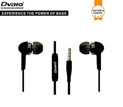 620e19d59ba Image Unavailable. Image not available for. Colour: DVAIO 3.5 mm Jack  Headphone/Earphone ...