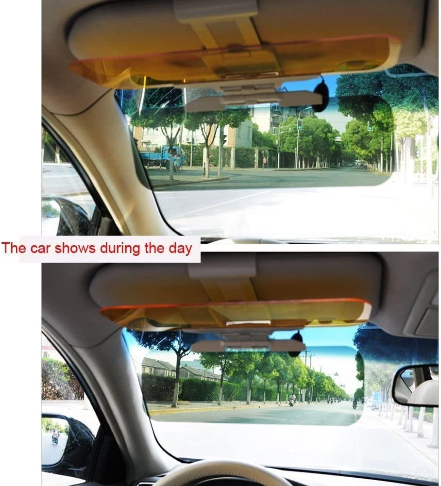 Sun Protection Hd Vision Visor Day & Night Easy View As Seen on Tv ...