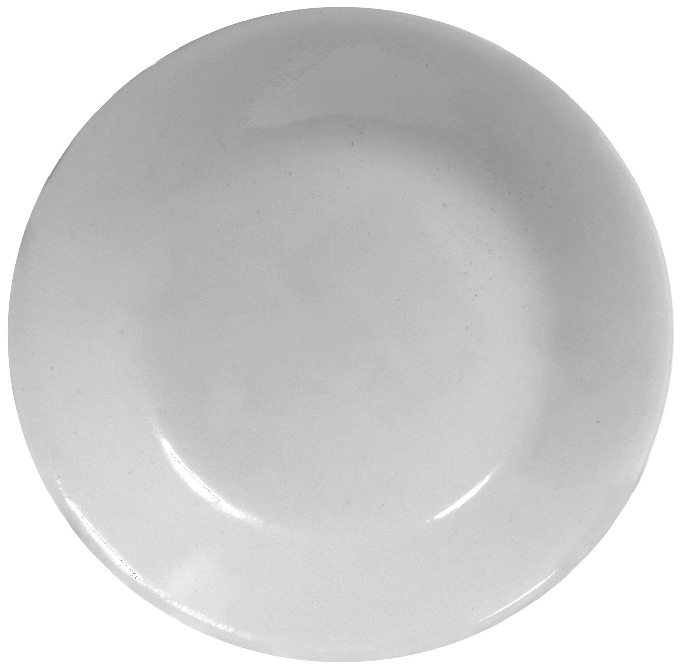 Corelle Livingware Bread and Butter Plate Winter Frost White Size: 6-3/4-Inch 6003887
