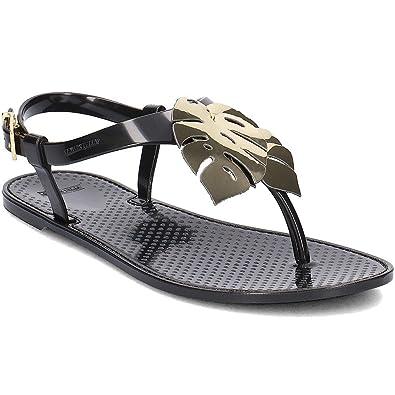55ec03773989 Lemon Jelly Ivy 04 10013435 !!UK damskie Sandals (Black)  Amazon.co ...