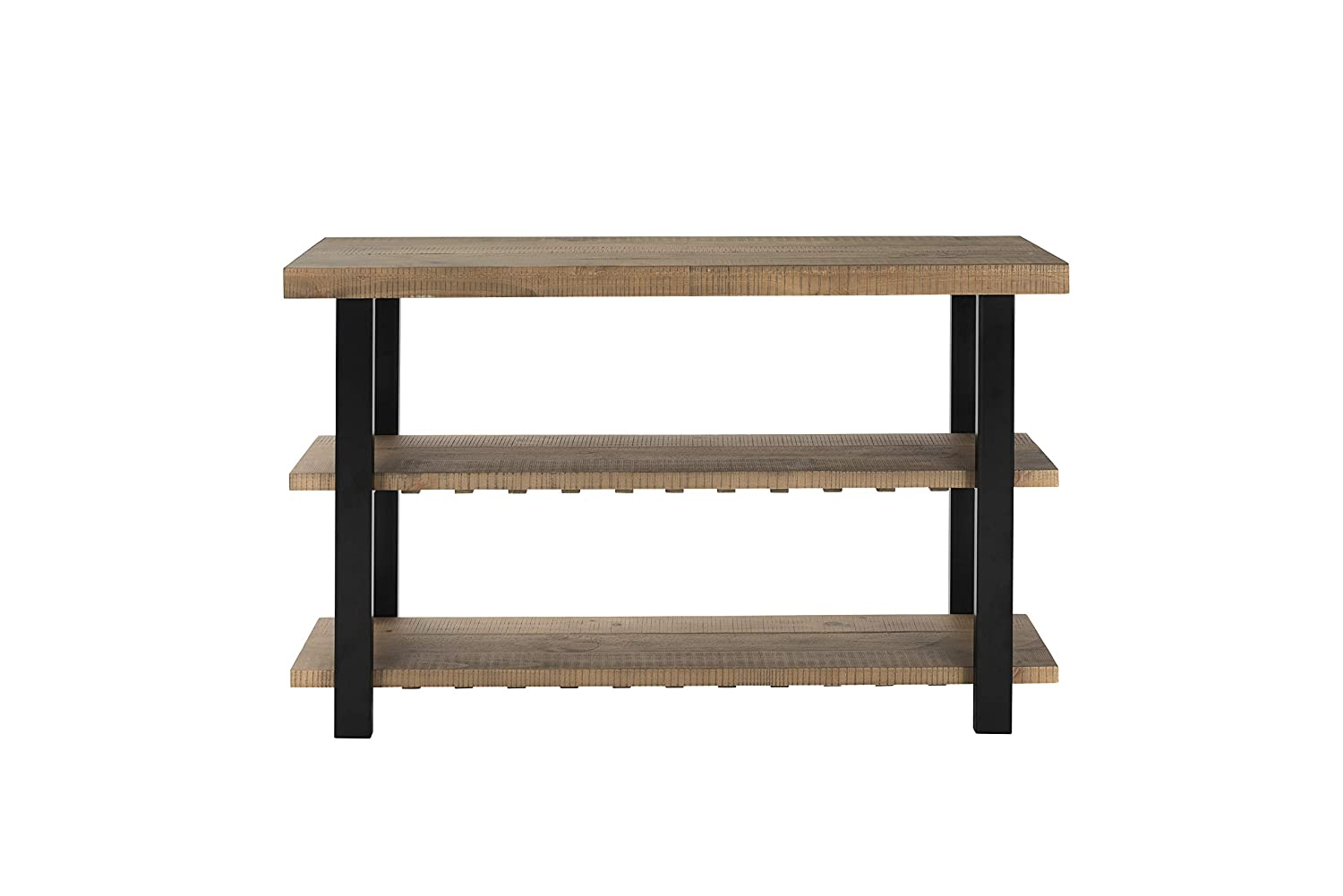 Martin Svensson Home 890344 Foundry Console Sofa Table Reclaimed Natural