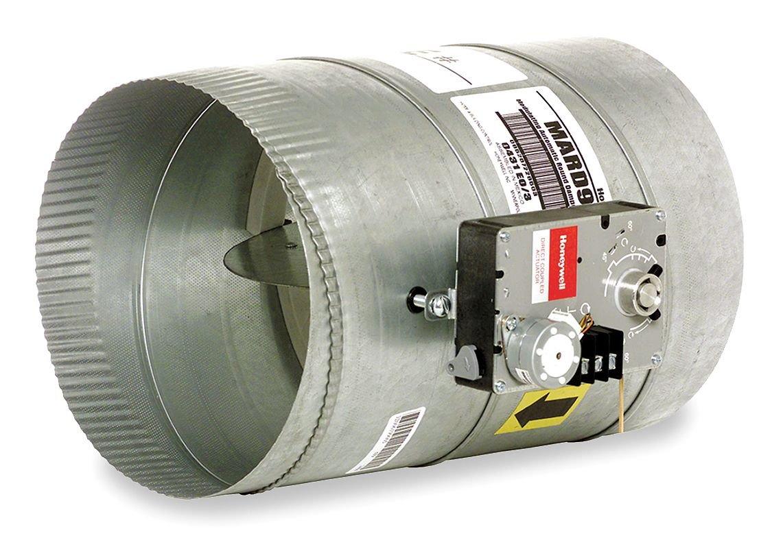 Honeywell MARD16 Round Modulating Damper, 16 by Honeywell B005HDSIOU