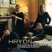 Haydn: 'Sun' Quartets, Op. 20 Nos 4-6 [Chiaroscuro Quartet] [Bis: BIS2168]