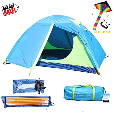 Family Tents for C&ing Lightweight Waterproof Comfort for c&ing tents 2 person 4 season  sc 1 st  Amazon.com & Amazon.com : Family Tents for Camping Lightweight Waterproof ...