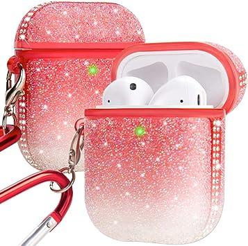 Amazon Com Ocyclone Airpods Case For Girl Women Cute Girly