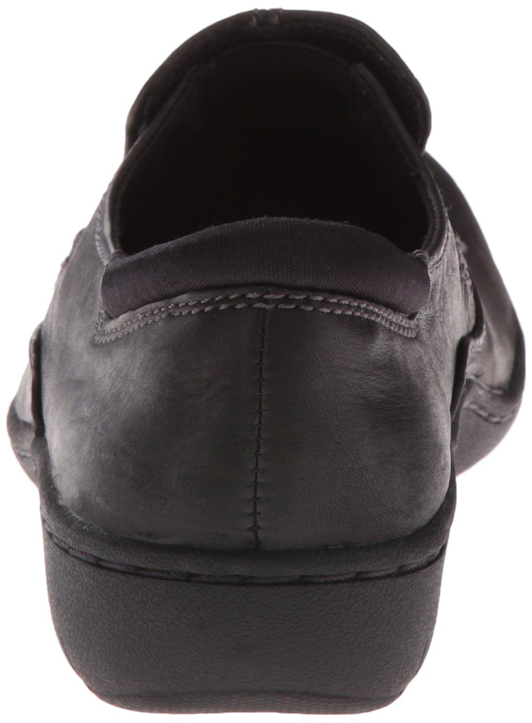 Skechers Women's Washington Closure Slip-On Loafer B00XNS7BGC 8 B(M) US|Black Closure