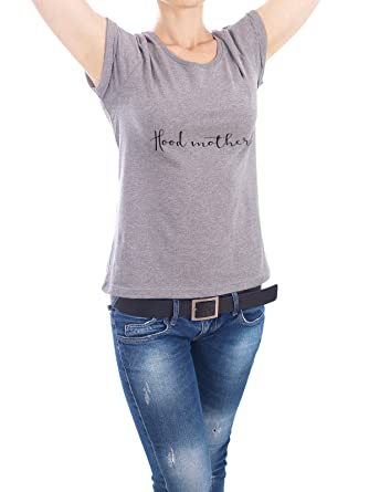 Design T-Shirt Frauen Earth Positive