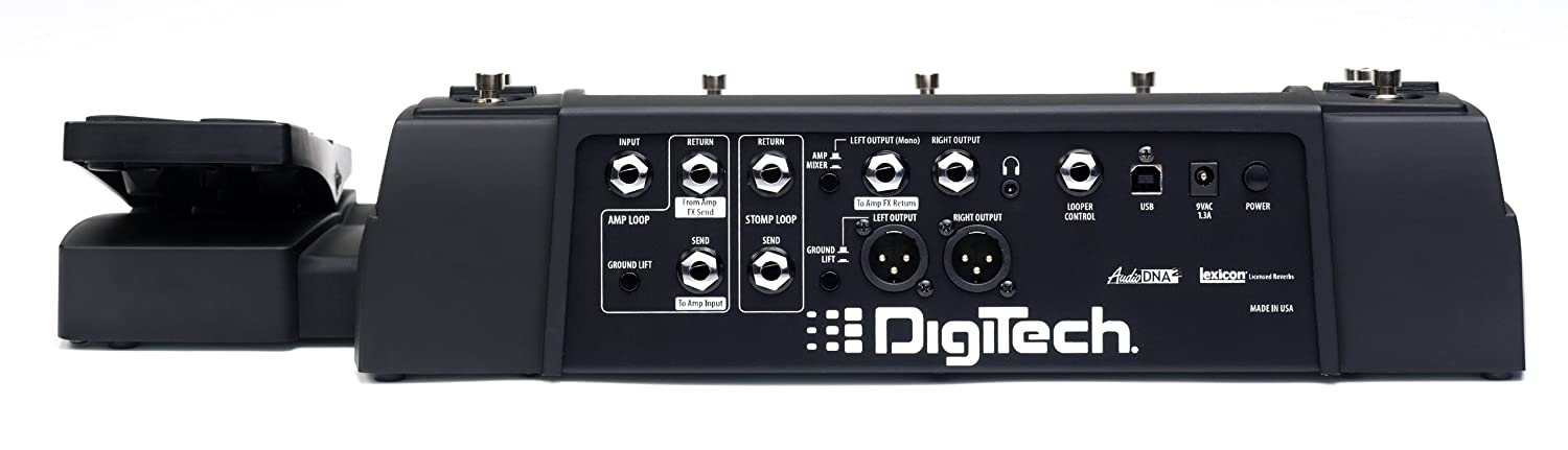 Amazon.com: DigiTech RP1000 integrated-effects sistema de ...