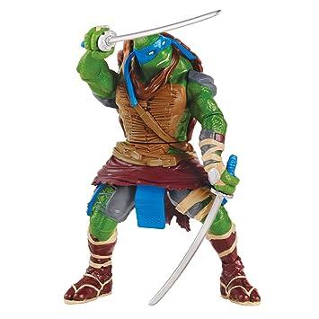 Tortugas Ninja - Figura de acción Leonardo: Amazon.es ...