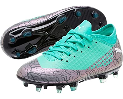 97f3f7b82 Amazon.com | PUMA Youth Future 2.1 Netfit FG Soccer Cleats | Shoes