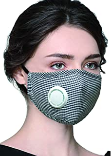 Apparel Accessories Men's Accessories Reliable 5pcs Cool Unisex Cotton Anti Dust Face Mouth Mask Washable Anti-fog Mask Filter Earloop For Man Woman Strong Resistance To Heat And Hard Wearing