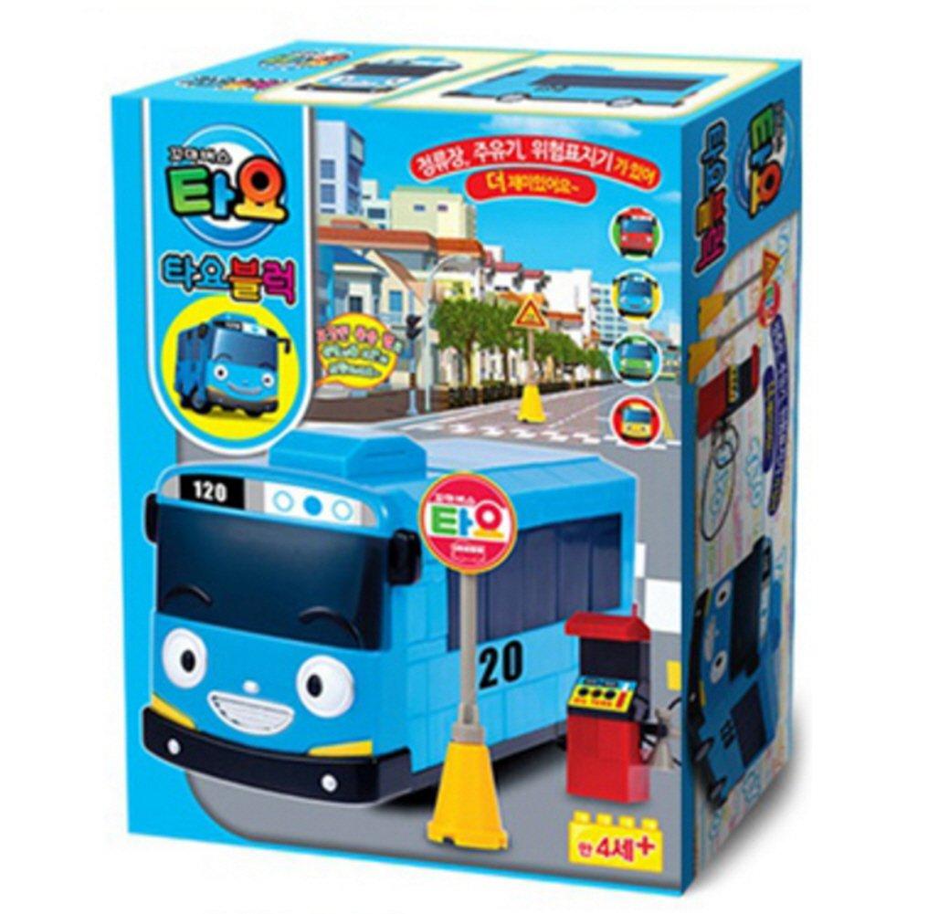 Tayo Blocks 50pc Hua Li Ltd.