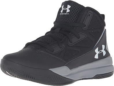Gracias Excéntrico creer  Under Armour UA BGS Jet Mid, Zapatillas de Baloncesto para Niños: UNDER  ARMOUR: Amazon.es: Zapatos y complementos