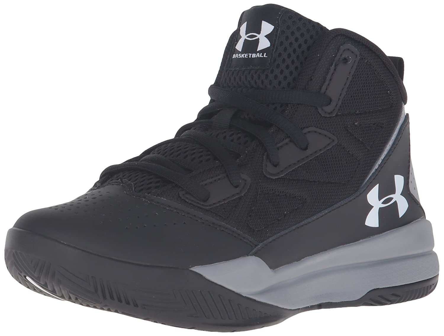 Under Armour Barnas Gutte Jet Mid Basketball Sko eWurv8GZ