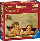 Ravensburger 14002 - Raffaello I Cherubini - Puzzle 300 pezzi Art Collection