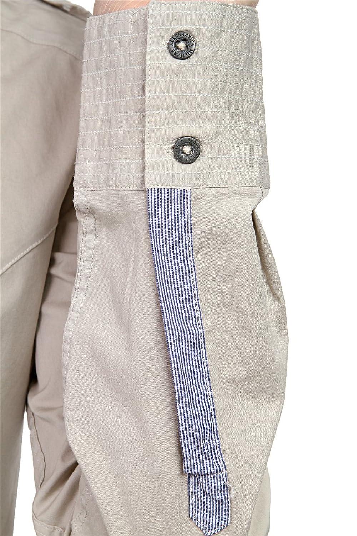 Aeronautica Militare Ladies' Shirt , Color: Beige, Size: XL