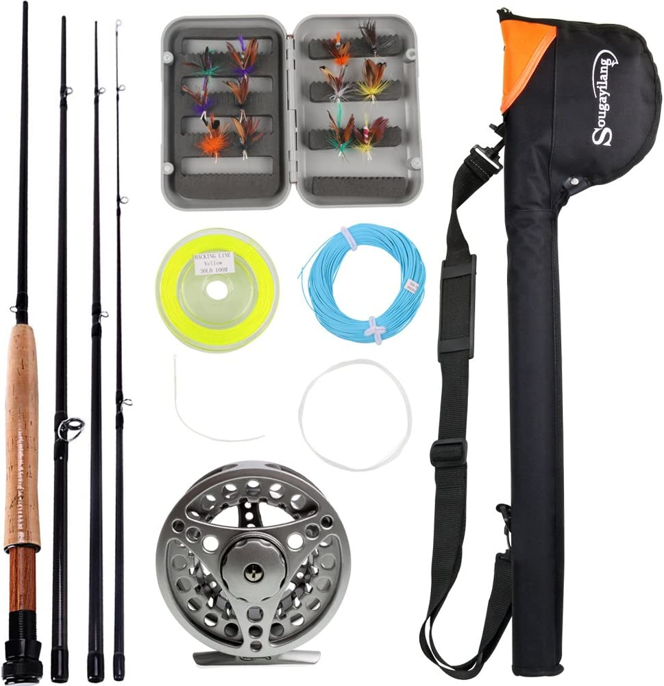 best saltwater fly fishing combo
