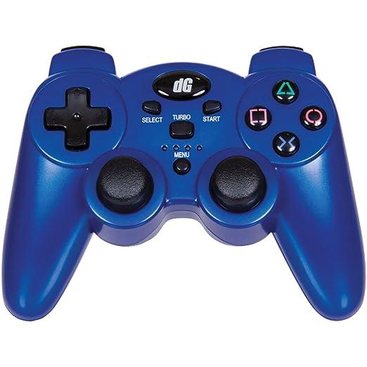 dreamGEAR Radium, PS3 - Volante/mando (PS3, Gamepad, PC, Playstation