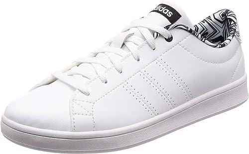 adidas Advantage Cl Qt W, Zapatillas para Mujer: Amazon.es ...