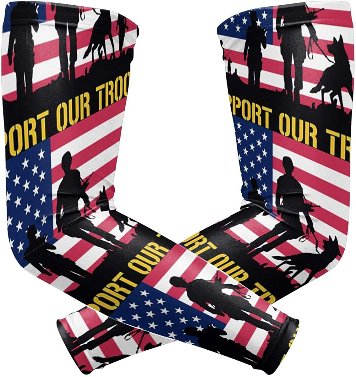Support Our Troops Flag...