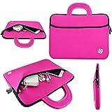 "KOZMICC 14 - 14.1 "" Laptop Portable Case Bag Handle  Pocket for Dell, HP, Acer, Asus, Lenovo, Samsung"