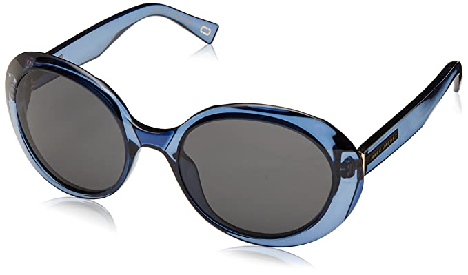Marc Jacobs Unisex adulto 197/S IR PJP 53 Gafas de sol, Azul ...