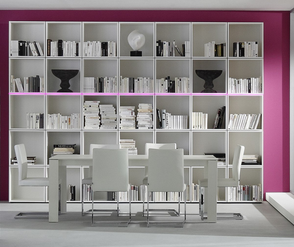 Entzückend Regalsystem Günstig Referenz Von Dreams4home Regal Xxl Square Raumteiler Bücherregal Weiß