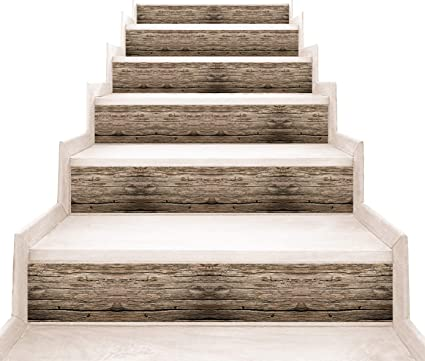 InfiniteDots Vinyl Decal Strips For Stair Risers/Wall Borders   Peel And  Stick   Self