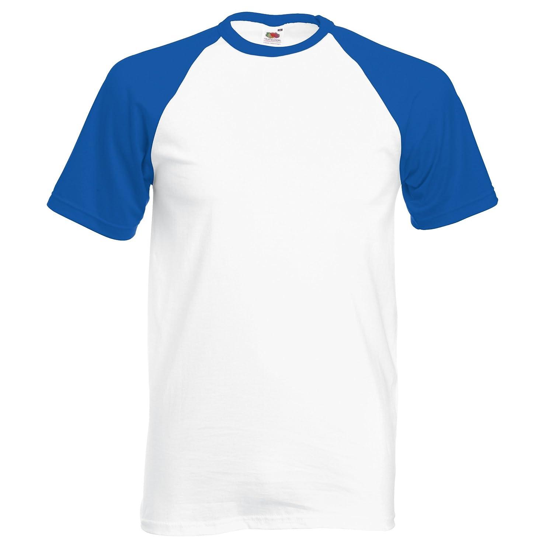 Fotl Baseball Classic Short Sleeve T-Shirt Sportiva Uomo