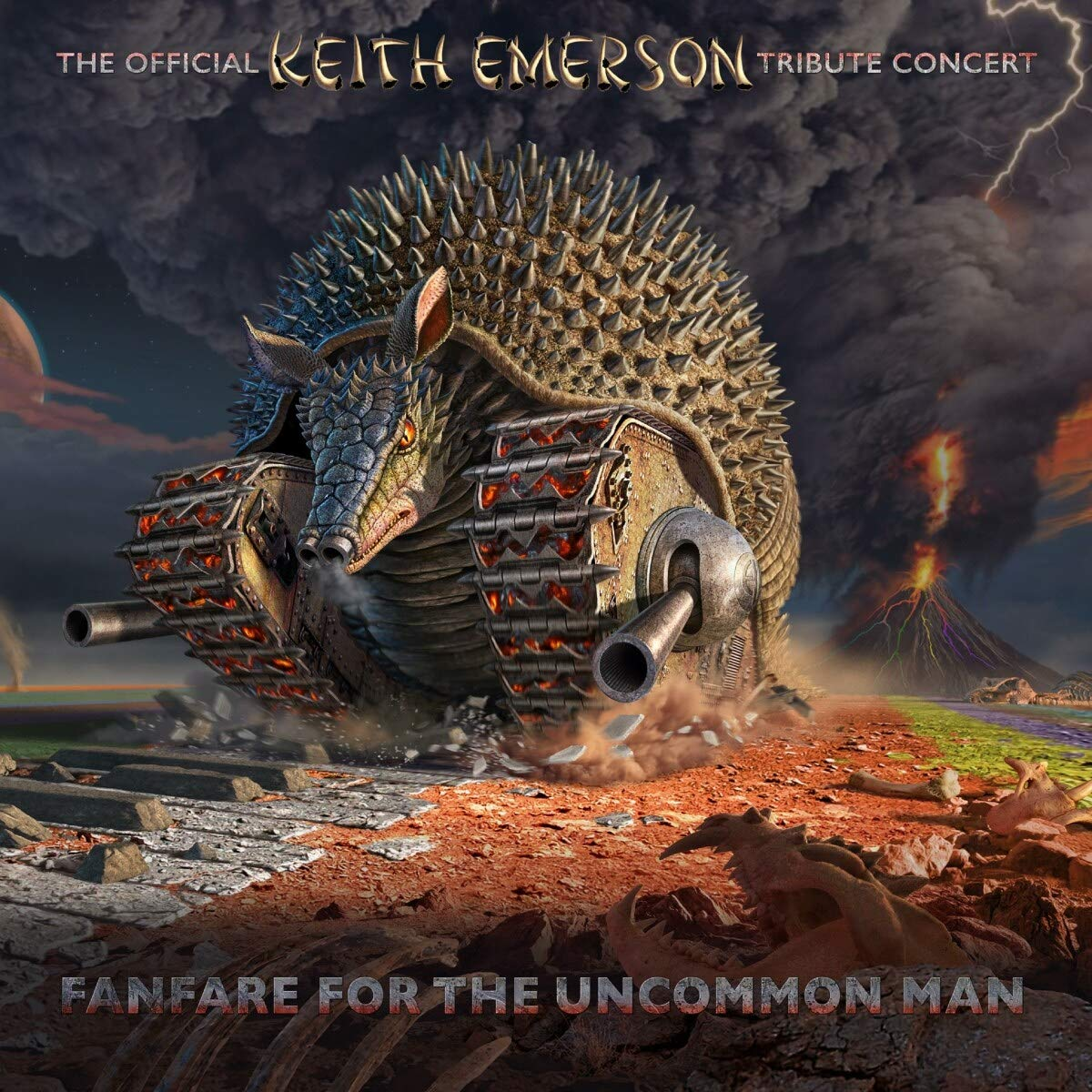 Fanfare For The Uncommon Man ~ The Official Keith Emerson Tribute Concert