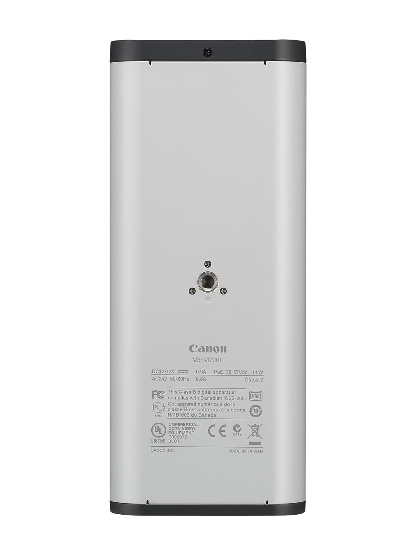 Canon VB-M700F Network Camera Windows 8
