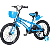 A-5 7 Year Baby Cycle - Blue 18 Inch