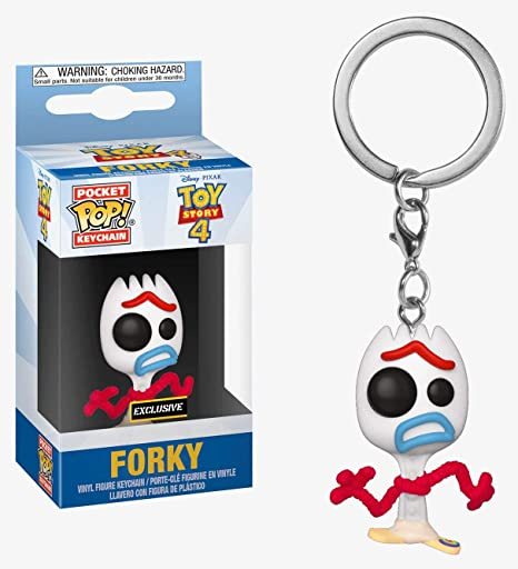 Amazon.com: Funko Pop! Keychain: Fossil Butte - Keychain 4 ...