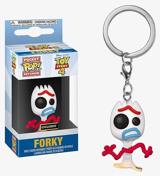 Amazon.com: Funko Pop! Keychain: Fossil Butte - Keychain 4 ...