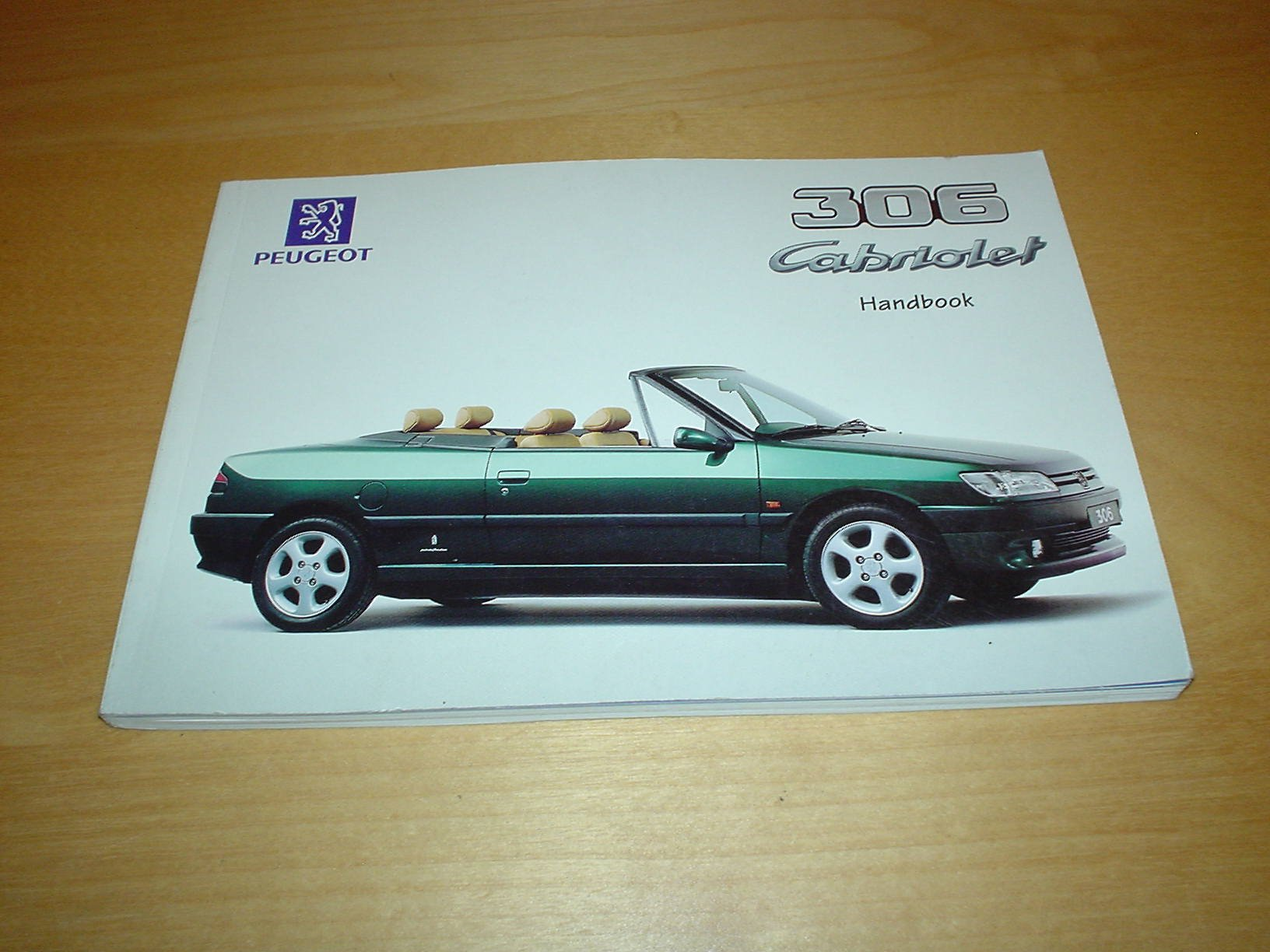 peugeot 306 cabriolet owners manual handbook cabrio convertible rh amazon co uk peugeot 306 user manual pdf Peugeot 406 Coupe