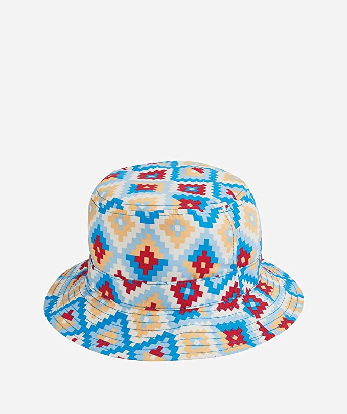 Blue Print San Diego Hat Company Kids Toddler Sublimated Bucket Hat L