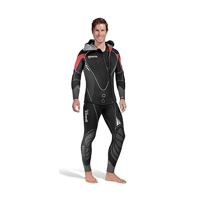 Mares Wetsuit Dual 5 - Traje de Buceo para Hombre, Color ...